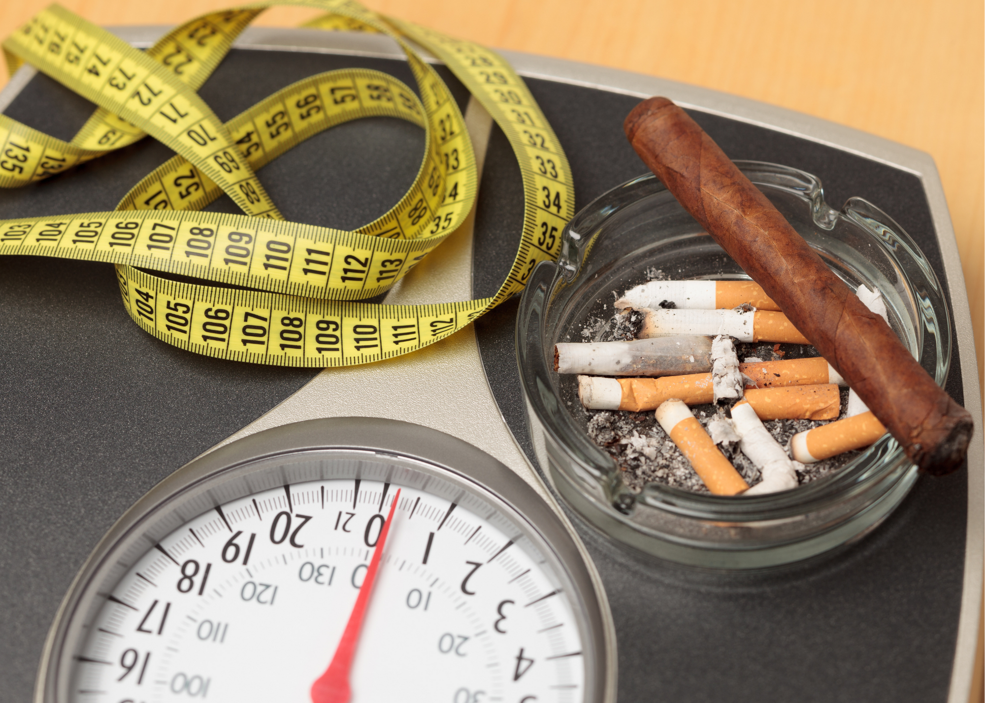 All You Need to Know: Cigarettes, Nicotine, Weight Loss, and Weight Gain