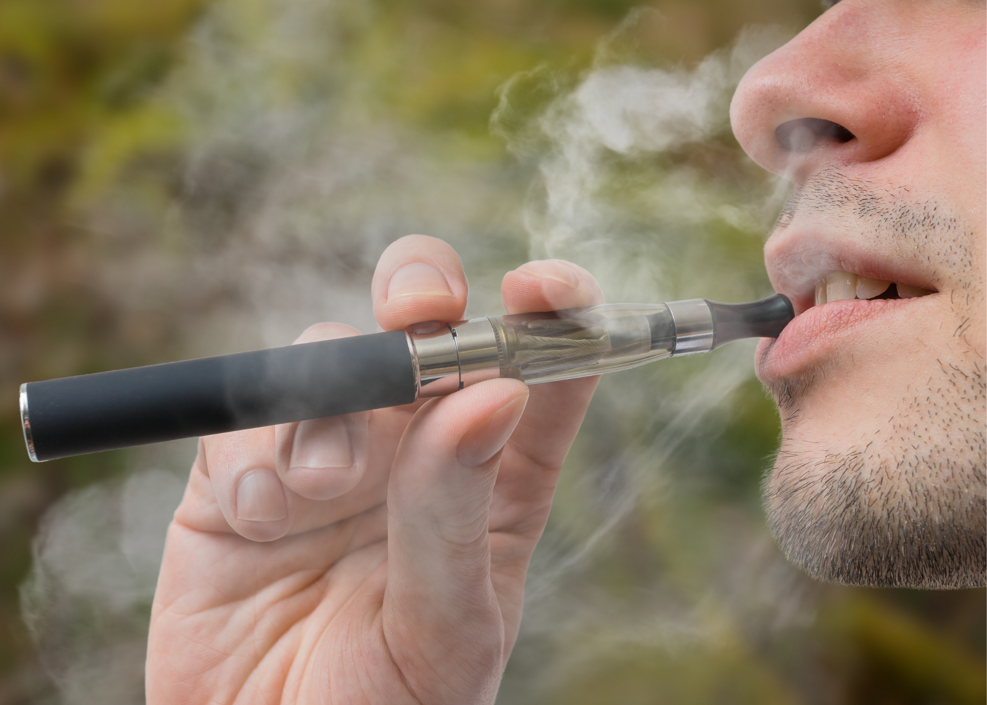 You Asked, We Answered: What Happens When You Quit Smoking And Start Vaping